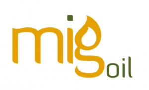MIG for Vegetable Oil and Ghee Logo