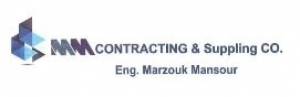 MM contracting and supplying  Logo