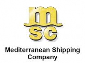 MSC – MEDITERRANEAN SHIPPING AGENCY EGY Logo