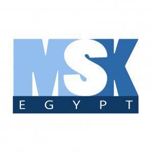 MSK Egypt  Logo