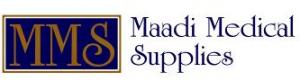 Maadi Medical Supplies Logo