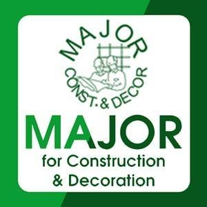 Major for Construction and Decoration Logo