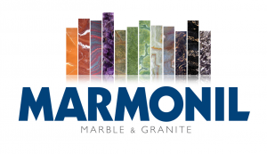 Marmonil Marble & Granite Logo