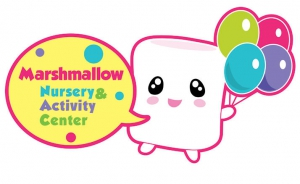 Marshmallow Nursery Logo