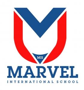 Marvel International School Logo