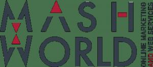 Mash World  Logo