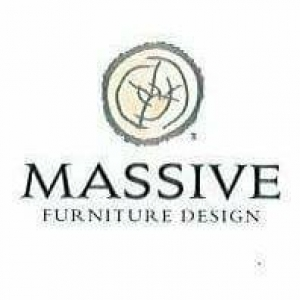 Massive furniture design  Logo