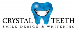 Crystal Teeth Logo