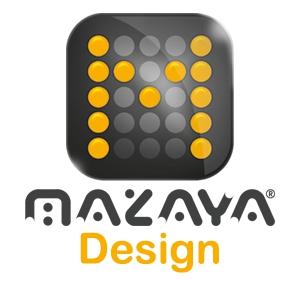 Mazaya Design Logo