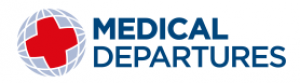 Medical Departures Inc. Logo