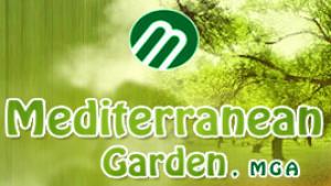 Mediterranean Garden for Agribusiness (MGA) Logo