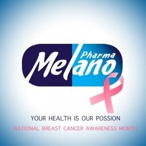 Melano Pharma Logo