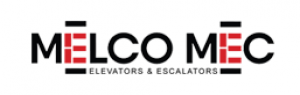 Melco-Mec Egypt for Elevators & Escalators - Mitsubishi Logo