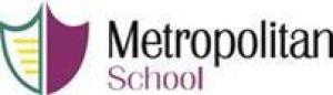 Metropolitan school Logo