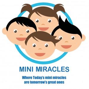 Mini Miracles Nursery Logo