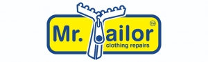 Mr. Tailor Logo