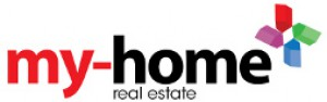 My Home Real Estate Logo