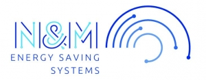 N&M energy saving systems Logo