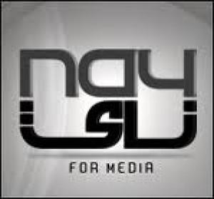Nay For Media  Logo