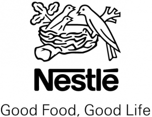 Nestle Business Service Logo