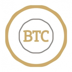 BTC-Egypt Gold Logo