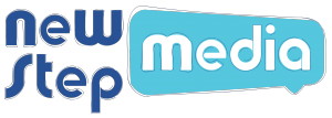 New Step Media Logo