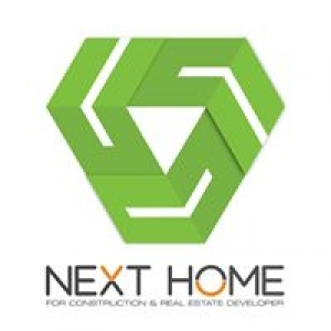 Next Home For Construction & Real Estate Development Logo