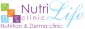 Graphic Designer at Nutrilife Clinic