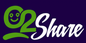 O2Share Logo