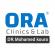 Front Desk Receptionist at ORA Clinics