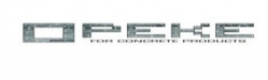 Opeke for concrete products Logo