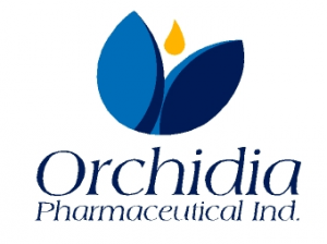 Orchidia Pharmaceutical Industries Logo