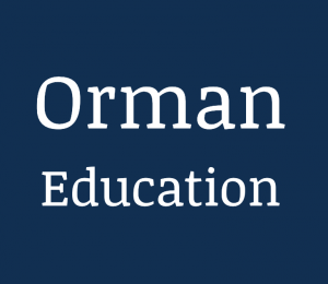 Orman Education Management Logo