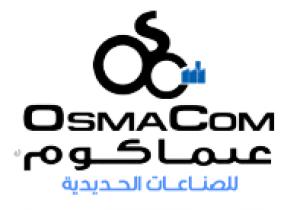 OsmaCom for Steel Industries Logo