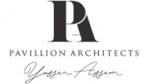 PAVILLION ARCHITECTS Logo