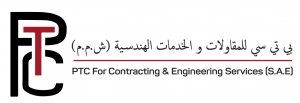 PTC for Contracting and Engineering Services Logo