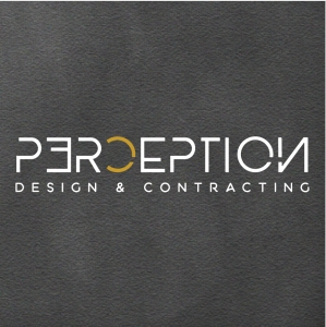 Perception for Design & Contracting Logo
