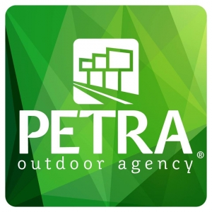 Petra Outdoor Agency  Logo