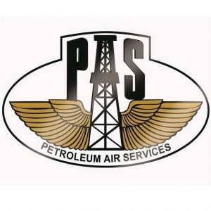 Petroleum Air Service - PAS Logo