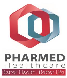 Pharmed Healthcare Logo