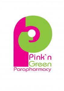 Pink'n Green Logo
