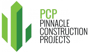 Pinnacle Construction Projects  Logo