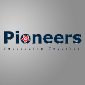 Pioneers Co-working Space Logo