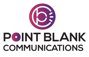 Point Blank Communications Logo