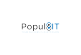 Full Stack Web Developer - For Multinational at Popul8IT