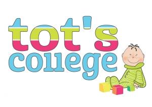 tot`s college  Logo