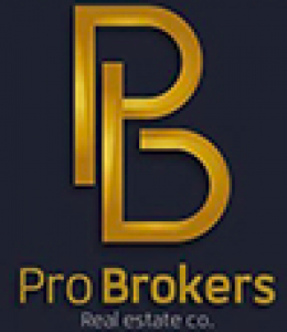 Probrokers  Logo