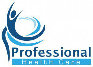 Professional Health Care Logo