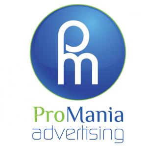 Pro Mania Advertising Logo