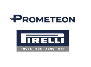 Prometeon Tyres Group – Egypt  (Ex-Pirelli Tyres Egypt) Logo